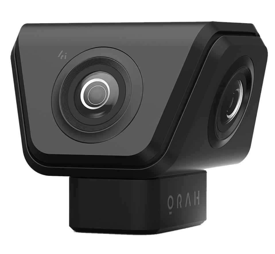 Orah 4i VR camera панорамная видеокамера 360 широкоугольные камеры fisheye купить