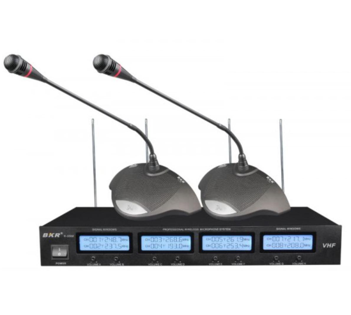 Беспроводная конференц-система BKR K-3008 купить заказать