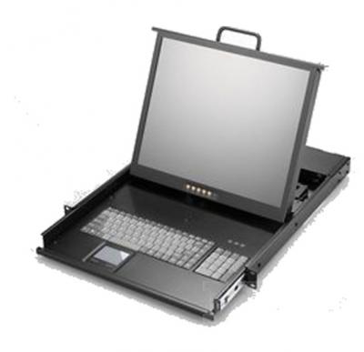 KVM консоль ARIESYS AMK801-19PBT купить заказать