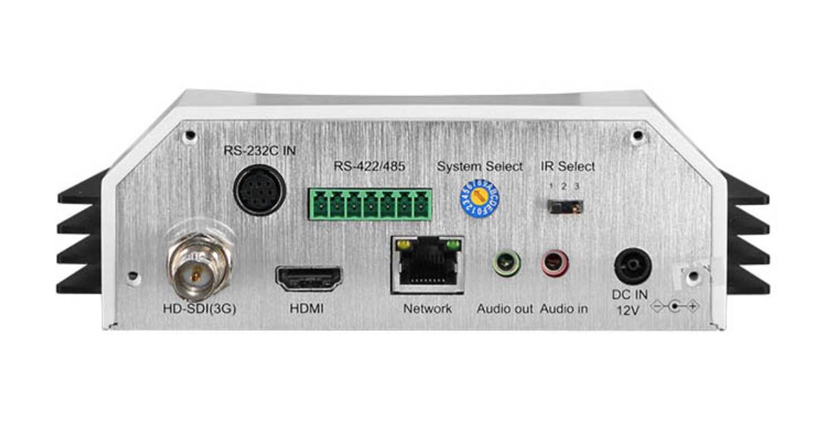 Задняя панель камеры BOLIN Tech IP PTZ Camera VCC-7HD20S-SMN купить заказать