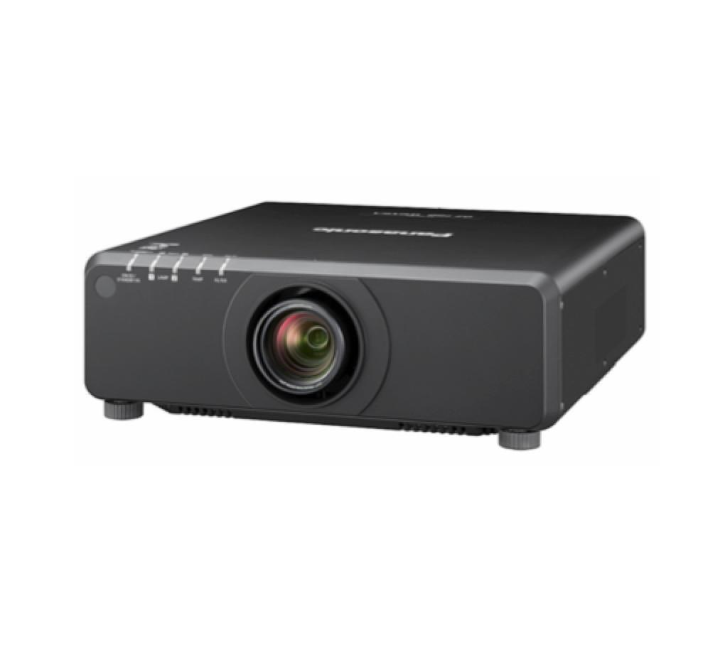 Инсталляционный двухламповый 3D-проектор Panasonic PT-DZ780 купить заказать