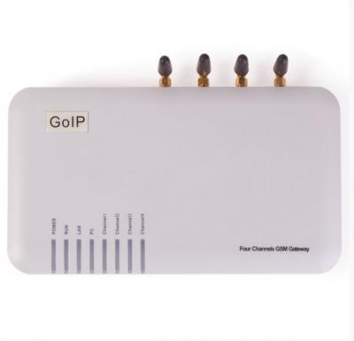 GSM-VoIP шлюз GoIP 4 купить заказать