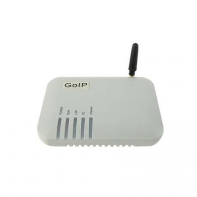 VoIP GSM шлюз GoIP 1 купить заказать