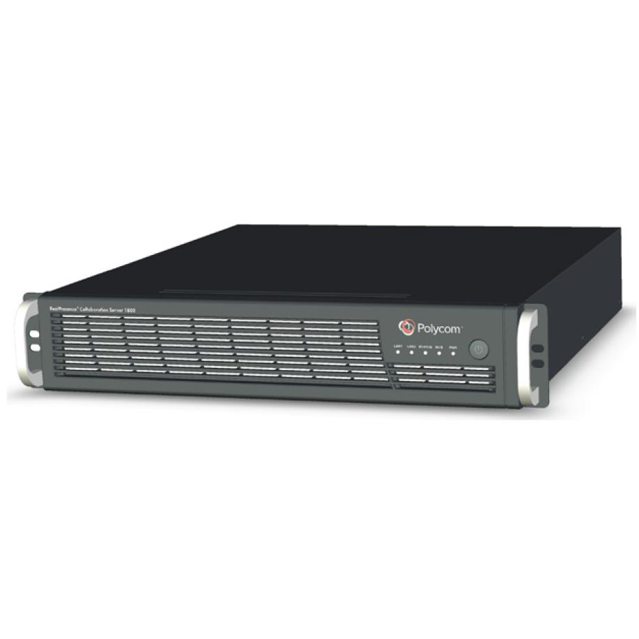 Сервер для многоточечной видеоконференцсвязи Polycom RMX 1800 купить заказать