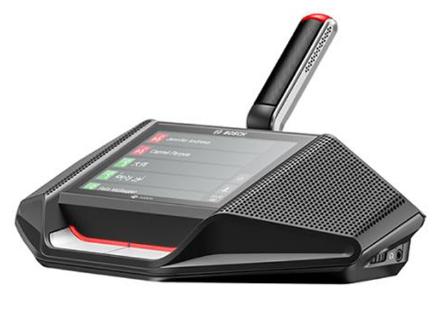 Беспроводной микрофонный пульт BOSCH DCNM-WDE купить заказать
