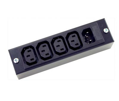 Адаптер IEC для блоков реле Neets IEC Mains Adaptor купить заказать