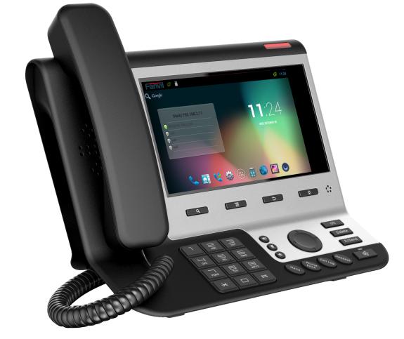 IP Видеотелефон Fanvil D900 на базе Android купить заказать