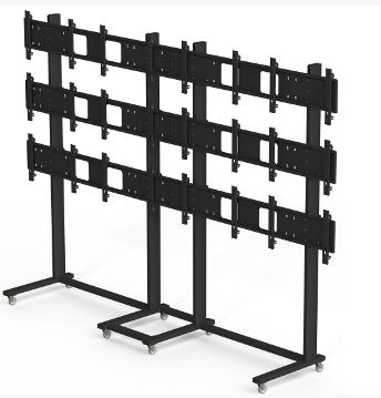 Напольная стойка для видеостены 4х3 FS4x3 купить закать