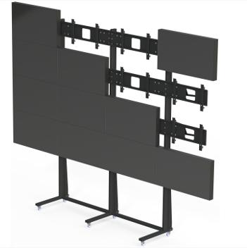 Напольная стойка для видеостены 4х4 FS4x4 купить заказать