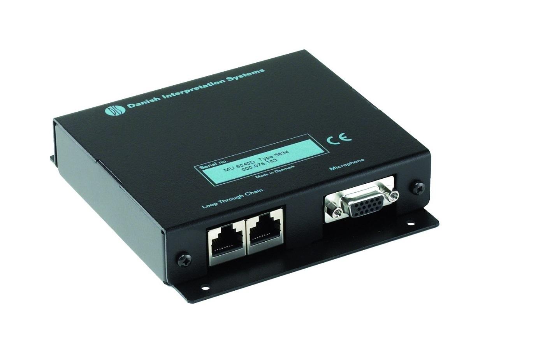 DIS MU 6040 D / MU 6040 C Микрофонный модуль купить заказать