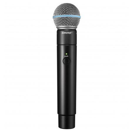 Динамический ручной радиомикрофон MXW2-BETA58 купить