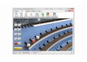 ПО конференц системы - модуль распределения сообщений Bosch DCN-SWMD-E купить