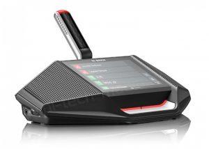 Дискуссионный пульт с сенсорным экраном Bosch DCNM-DE купить
