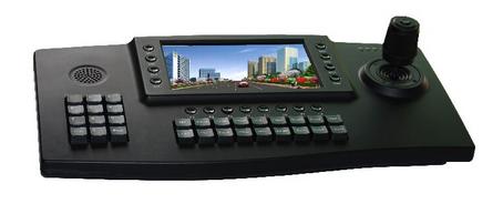 контроллер камер с экраном