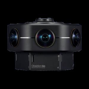Obsidian GO 3D видео камера