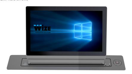 GENIUS TILT Wize Pro WR-GT выдвижной монитор